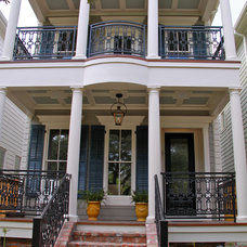 Traditional Porch by Sullivan Brothers Builders