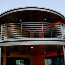 Modern Porch by Silva Studios Architecture