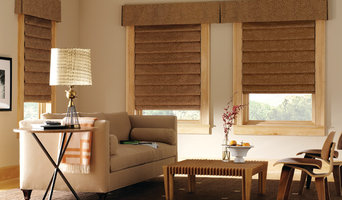 Hunter Douglas Design Studio™ Roman shades