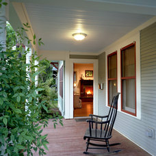 Traditional Porch by CG&S Design-Build