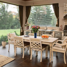 Traditional Porch by Housetrends Magazine
