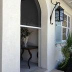 Exterior Covered Porch