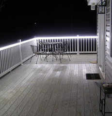 traditional porch by Inspired LED