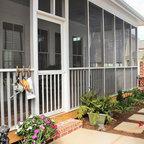 Trailside Picturesque Porch Craftsman Porch