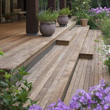 IPE Deck - custom design