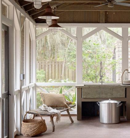 Rustic Porch by Linn Gresham Haute Decor