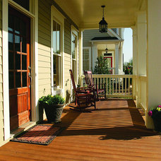 Traditional Porch by James Hardie Building Products