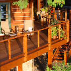 Traditional Porch by Feeney Inc.