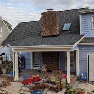 Jones Porch Addition