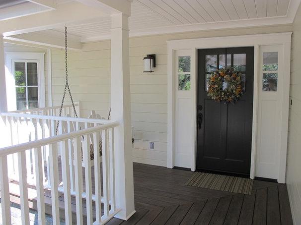 Farmhouse Porch by Joseph Farrell, Architect