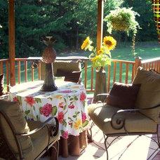 Traditional Porch Karen
