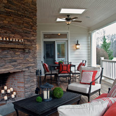 Traditional Porch by Gardner/Fox Associates, Inc