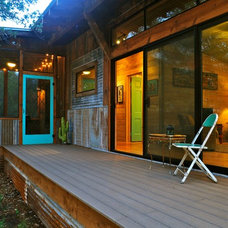 Rustic Porch by Reclaimed Space