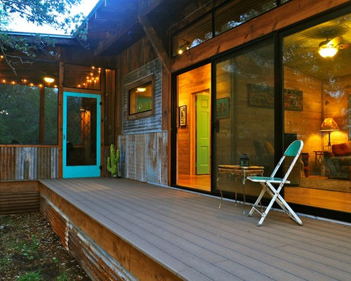 Rusty Corrugated Metal Home Design Ideas Pictures