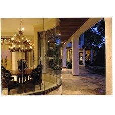 Mediterranean Porch by Kevin Young Designer, Inc.