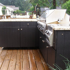 Porch by Paradise Outdoor Kitchens