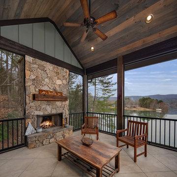 Lake Cherokee Custom Home