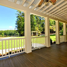 Traditional Porch by The Aldrich Group, LLC