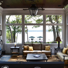 Traditional Porch by MCCORMACK & ETTEN ARCHITECTS LLP