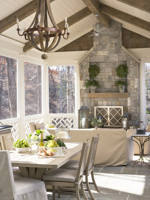 Screened-In Porch Design Ideas, Remodels & Photos | Houzz