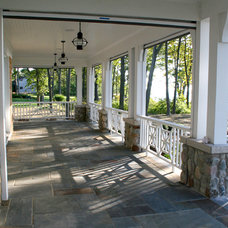 Traditional Porch by O'Connor Brehm Design-Build
