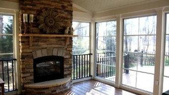 Lambert Project - Porch & Deck