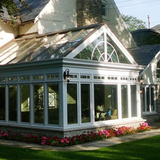 Traditional Porch by Perma-Wood Solariums & Additions