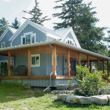 Farmhouse Porch by The Landing Company