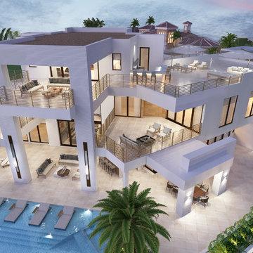 Las Olas Mansion