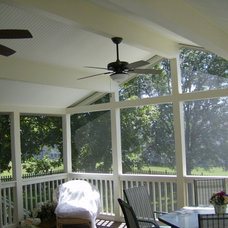 Traditional Porch by Kiper Remodeling