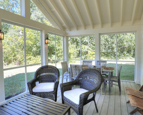 Screened Porch Lighting Home Design Ideas Pictures