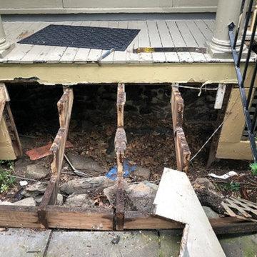 Light Carpentry, Newton Home Repair,
