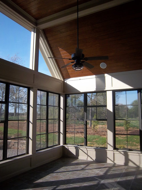 Eze breeze windows houzz for What is a 3 season porch