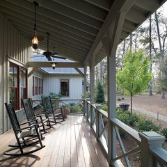 traditional porch by Wayne Windham Architect, P.A.