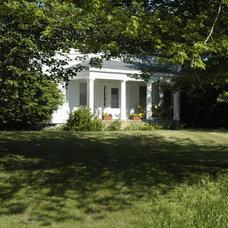 Farmhouse Porch by p s proefrock architecture