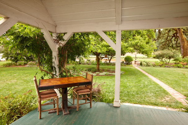 Farmhouse Porch MacMurray Ranch