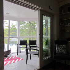 Traditional Porch by Randall Design