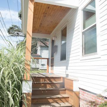 Malzone front Porch