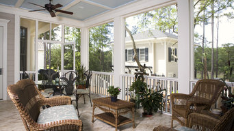 Manning Residence Screen Porch