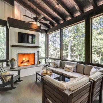 Marietta Luxury Custom Home