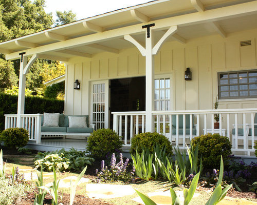 Ranch Style Front Porch | Houzz