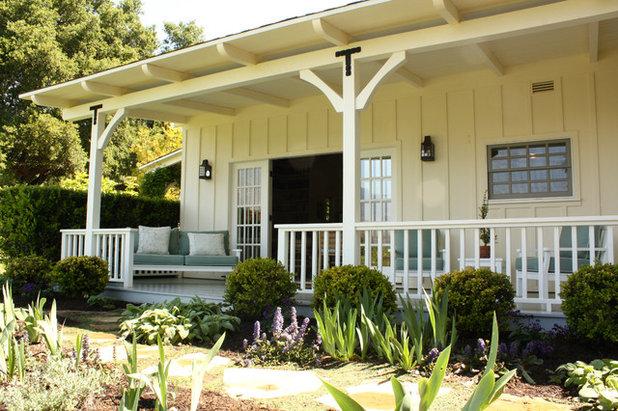Farmhouse Porch by Shannon Malone