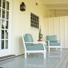 Farmhouse Porch by Shannon Malone