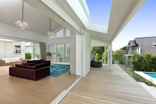 Contemporary Porch by jessop  architects