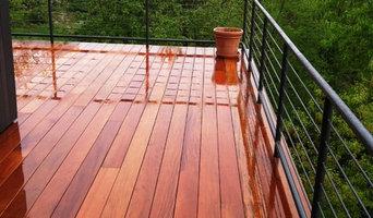 Mataverde Garapa Hardwood Deck