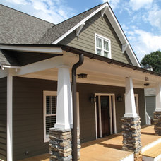 Traditional Porch by Ingleside Builders, LLC
