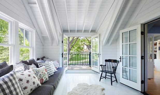 Scandinavian Porch by Meriwether Inc