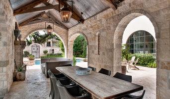 Houston Mediterranean Home