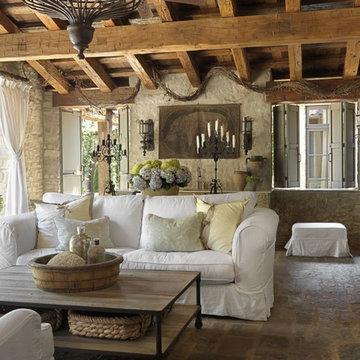 Mediterranean Porch