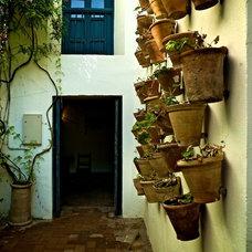 Mediterranean Porch Mediterranean Porch